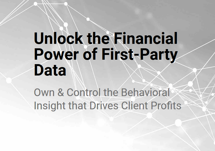 FIRST PARTY DATA EMPOWERED